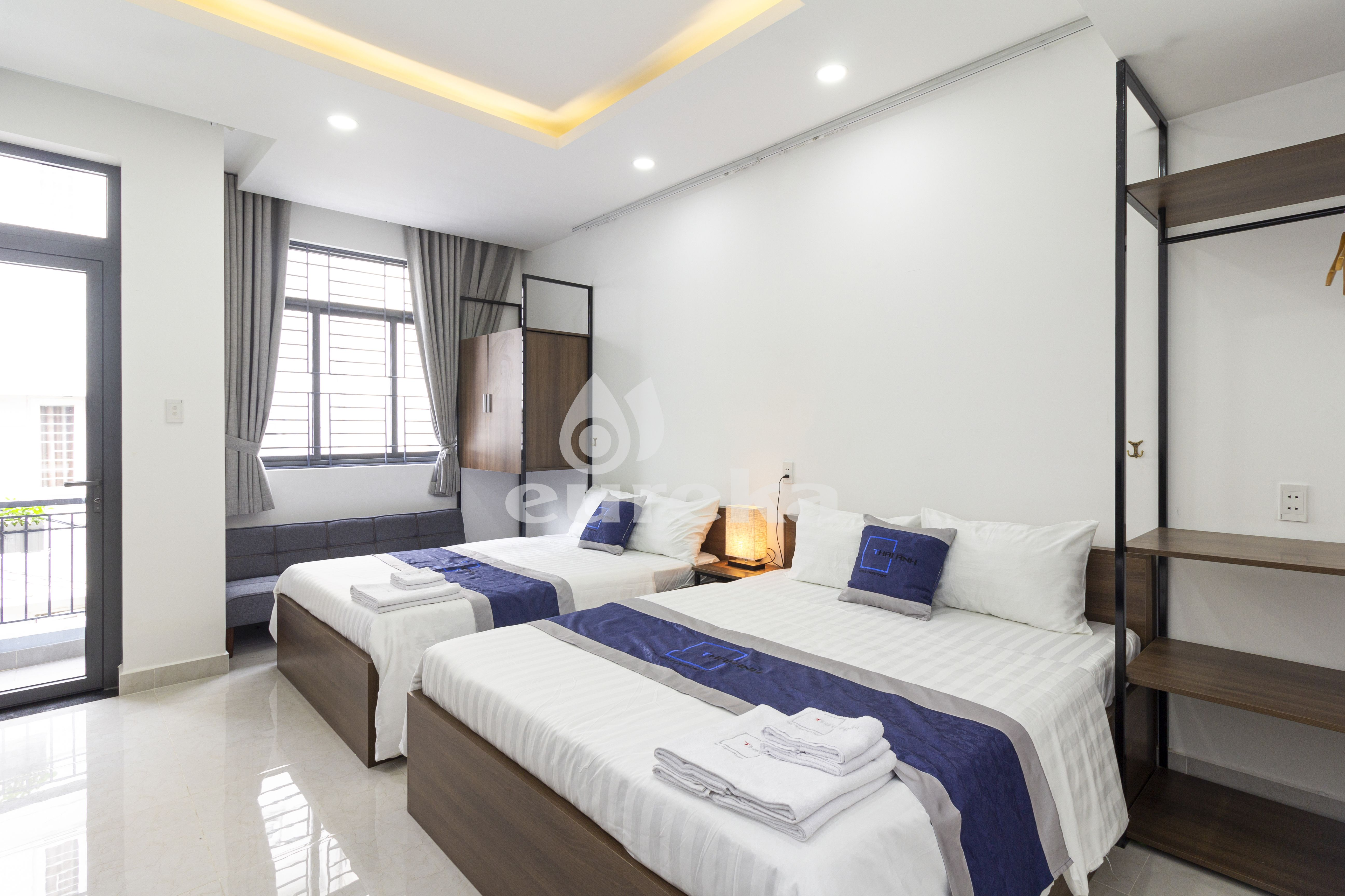 Apartment For Rent In  Hai Ba Trung