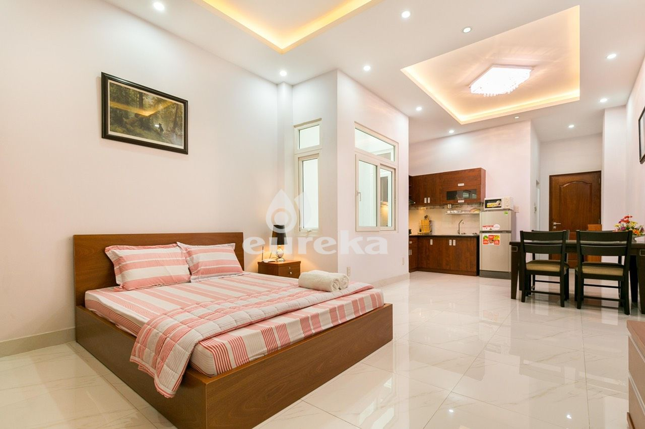 Apartment For Rent In  Nguyen Dinh Chieu