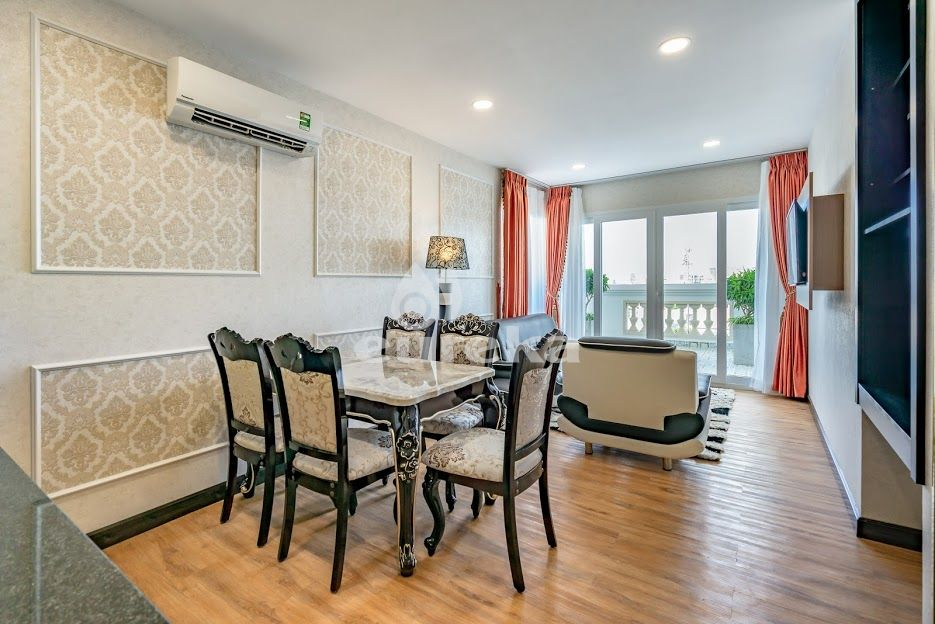 Apartment For Rent In  Huynh Tinh Cua