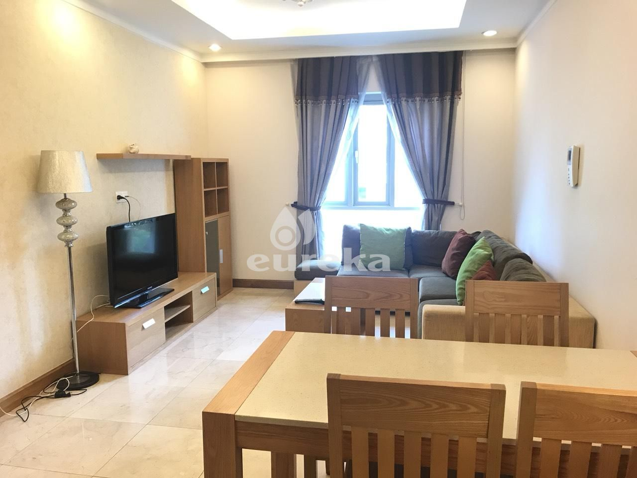 Apartment For Rent In  Ba Huyen Thanh Quan