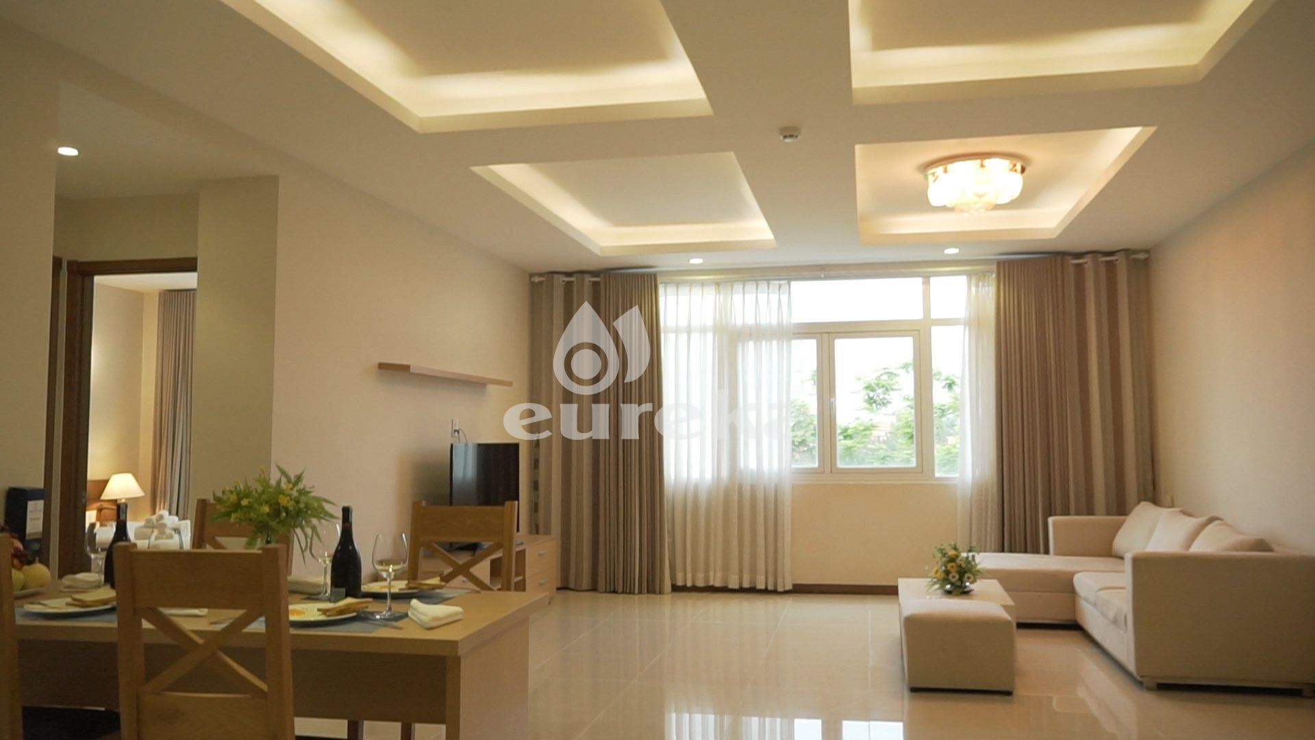 Apartment For Rent In  Truong Dinh